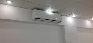 Lắp đặt máy lạnh quận Tân Bình