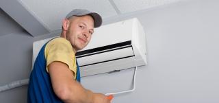 Vệ sinh máy lạnh tại quận 7