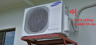 Bảo dưỡng máy lạnh tại Thuận An