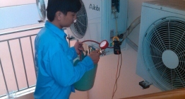 Dịch vụ sửa máy lạnh treo tường