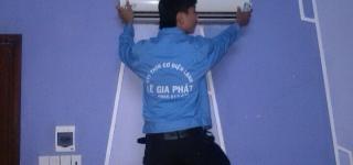 Vệ sinh máy lạnh tại quận 4