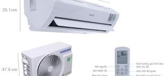 Sửa máy lạnh samsung giá rẻ tại TPHCM