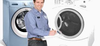 Thợ sửa máy giặt tại dĩ an Bình Dương