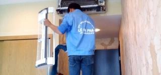 Vệ sinh máy lạnh quận 5