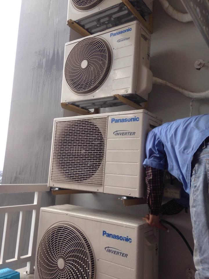 Lắp đặt máy lạnh giá rẻ tại TPHCM 1