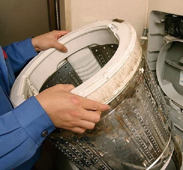 Thợ vệ máy giặt quận Gò Vấp