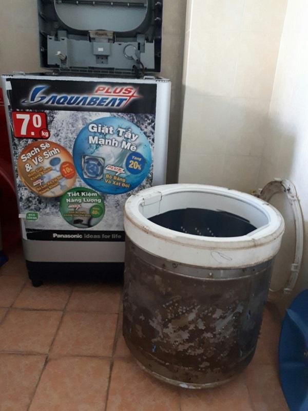 Vệ sinh máy giặt quận 5