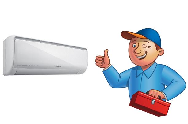 Vệ sinh máy lạnh tại quận 6 uy tín